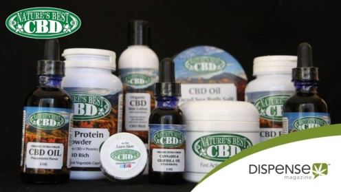 Go See Amy at PA's Nature's Best CBD