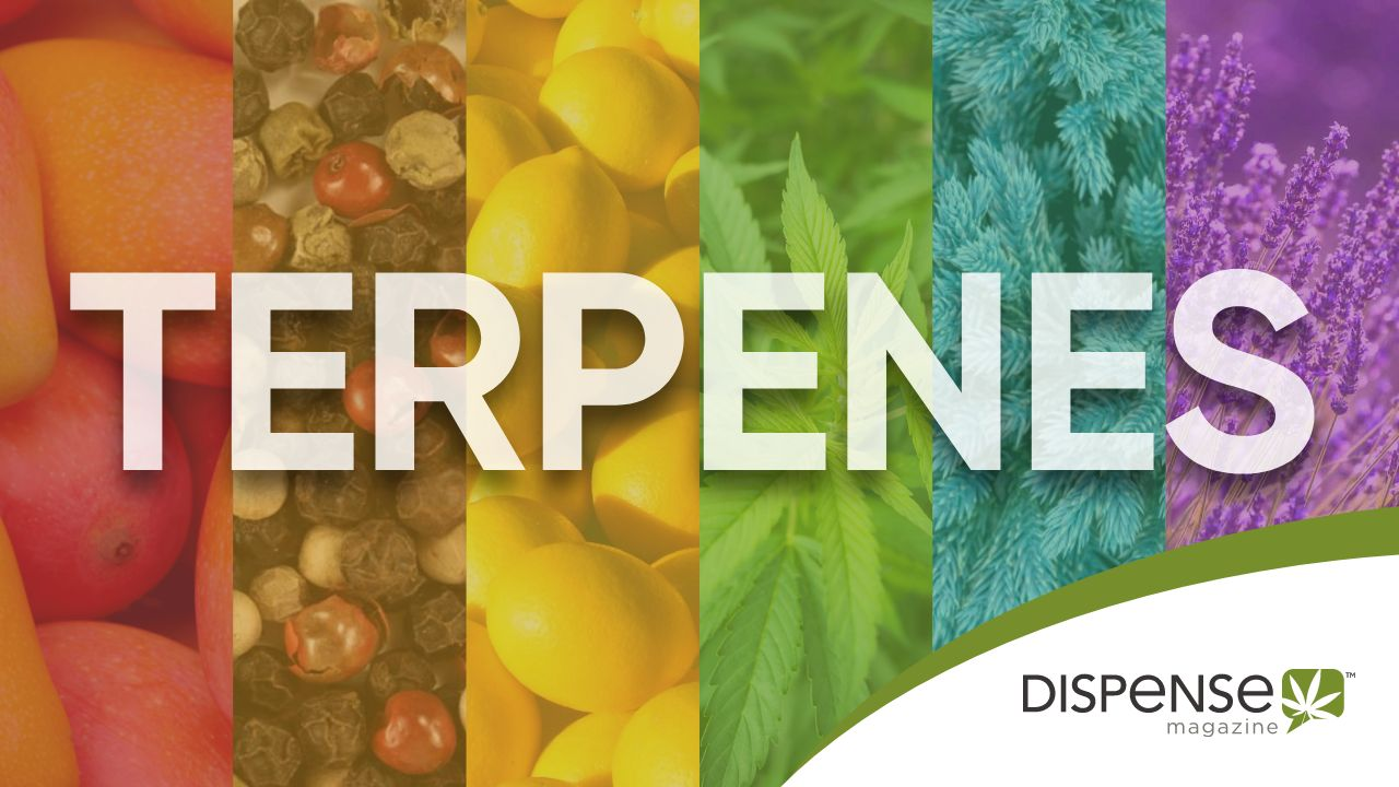 Let's Talk Terpenes – Geraniol