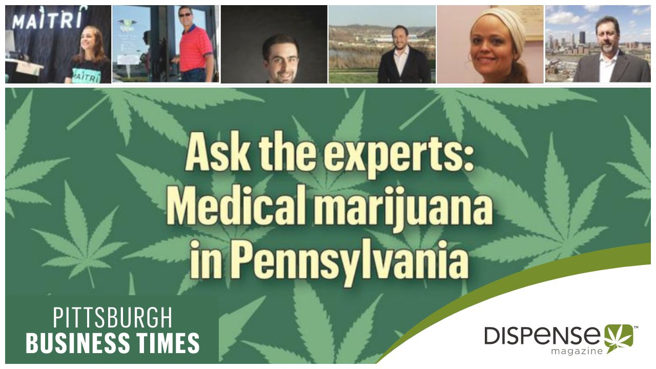 Dispense Publisher Featured in Pittsburgh Business Times